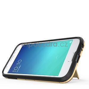 Defender odolný obal na mobil Samsung Galaxy J3 (2017) - světlemodrý - 5