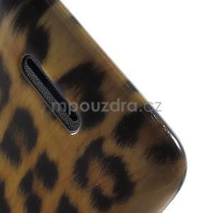 Gelový obal Sony Xperia E4 - gepard - 5