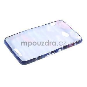 Gelový obal na Sony Xperia E4 - snové diamanty - 5