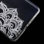 Ultratenký gelový obal na Sony Xperia E5 - mandala - 5/5