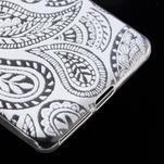 Ultratenký gelový obal na Sony Xperia E5 - krajky II - 5/5