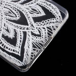 Ultratenký gelový obal na Sony Xperia E5 - henna - 5