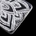 Ultratenký gelový obal na Sony Xperia E5 - henna - 5/5