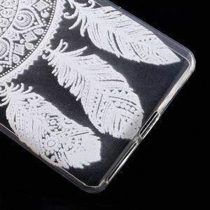 Ultratenký gelový obal na Sony Xperia E5 - lapač snů - 5