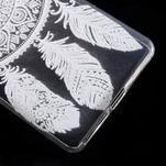 Ultratenký gelový obal na Sony Xperia E5 - lapač snů - 5/6