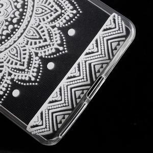 Ultratenký gelový obal na Sony Xperia E5 - mandala III - 5