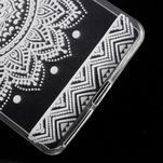 Ultratenký gelový obal na Sony Xperia E5 - mandala III - 5/5