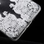 Ultratenký gelový obal na Sony Xperia E5 - krajky III - 5/5