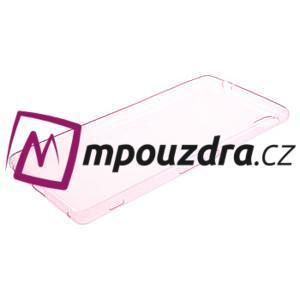 Ultratenký gelový obal na mobil Sony Xperia XA Ultra - rose - 5