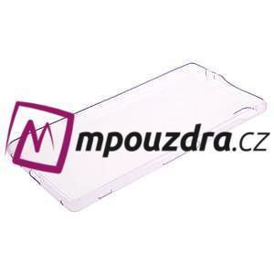 Ultratenký gelový obal na mobil Sony Xperia XA Ultra - fialový - 5