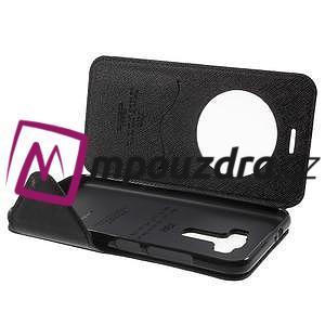 Diary pouzdro s okýnkem na mobil Asus Zenfone 3 ZE520KL - černé - 5