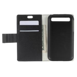 Peněženkové pouzdro na mobil BlackBerry Classic - černé - 5