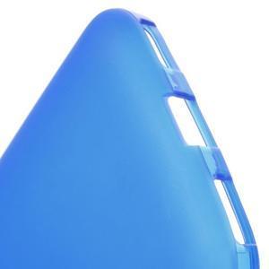 Matný gelový obal na BlackBerry Classic - modrý - 5
