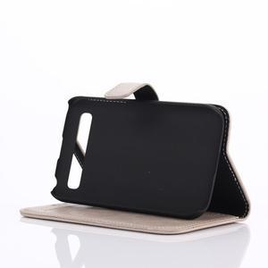 Diary pouzdro na mobil BlackBerry Classic - béžové - 5
