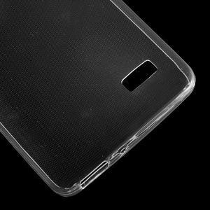 Ultratenký slimový obal na Honor 4C - transparentní - 5