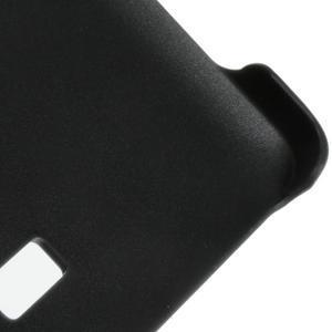 PU kožené pouzdro s okýnky na Honor 4C - tmavěmodré - 5
