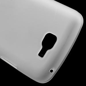 Antfing matný gelový kryt na LG K4 - transparentní - 5