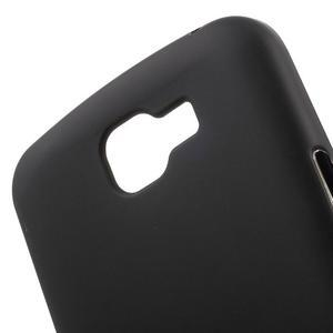 Antfing matný gelový kryt na LG K4 - černý - 5