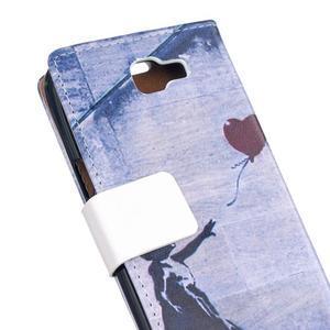 Style peněženkové pouzdro na LG K4 - holčička - 5