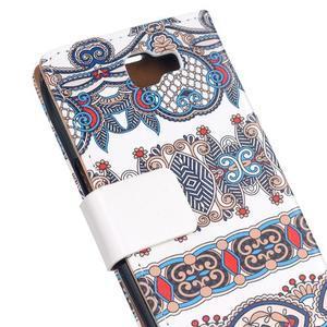 Style peněženkové pouzdro na LG K4 - pattern - 5