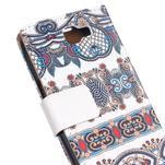 Style peněženkové pouzdro na LG K4 - pattern - 5/5