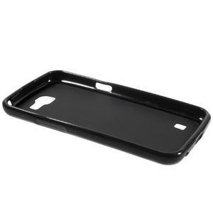 Matný gelový obal na mobil LG K4 - černé - 5