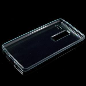 Ultratenký slim gelový obal na LG Zero - světlemodrý - 5
