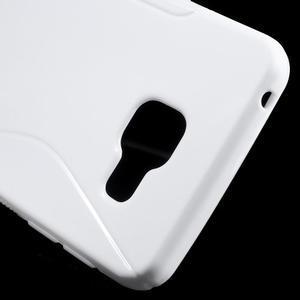S-line gelové obal na mobil Samsung Galaxy A3 (2016) - bílý - 5