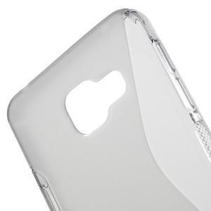 S-line gelové obal na mobil Samsung Galaxy A3 (2016) - šedý - 5