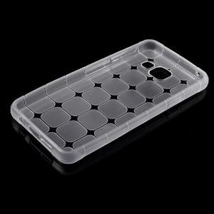 Cube gelový obal na mobil Samsung Galaxy A3 (2016) - transparentní - 5