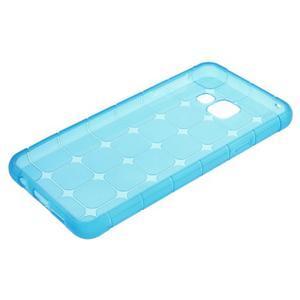 Cube gelový obal na mobil Samsung Galaxy A3 (2016) - modrý - 5