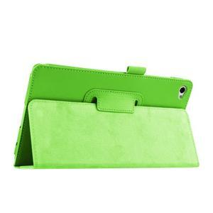 Safe polohovatelné pouzdro na tablet Huawei MediaPad M2 8.0 - zelené - 5