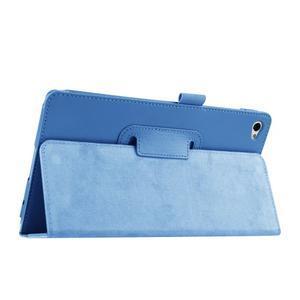 Safe polohovatelné pouzdro na tablet Huawei MediaPad M2 8.0 - modré - 5