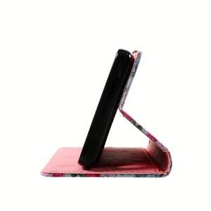 Peněženkové pouzdro na mobil Lenovo A536 - Eiffelova věž - 5