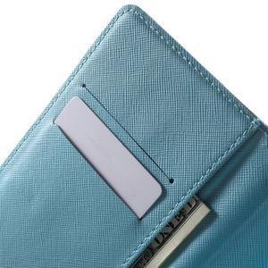 Stand peněženkové pouzdro na Sony Xperia M5 - sovičky - 5