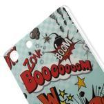 Gelovy obal na mobil Sony Xperia M5 - boom - 5/5