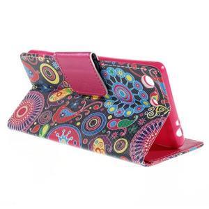Crafty peněženkové pouzdro na Sony Xperia M5 - magic - 5
