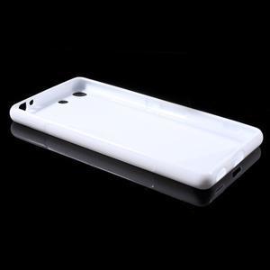 S-line gelový obal na mobil Sony Xperia M5 - bílé - 5
