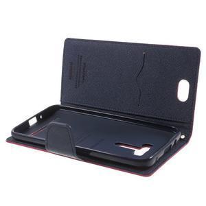 Mr. Goos peněženkové pouzdro na Asus Zenfone Selfie ZD551KL - rose - 5