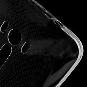 Ultratenký slim obal 0.6 mm na Asus Zenfone Selfie - transparentní - 5