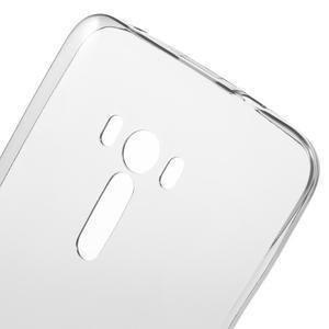 Ultratenký slim obal 0.6 mm na Asus Zenfone Selfie - šedý - 5