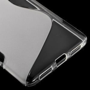 S-line gelový obal na mobil Honor 5X - šedý - 5
