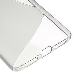 S-line gelový obal na mobil Honor 5X - transparentní - 5