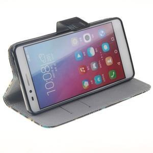 Peněženkové pouzdro pro mobil Honor 5X - quote - 5