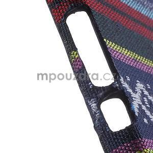 Látkový plastový obal Huawei Ascend P8 Lite - VI - 5