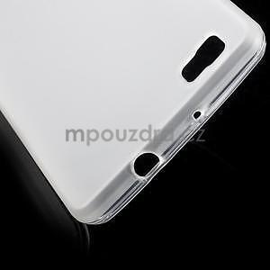 Transparentní matný gelový obal pro Huawei Ascend P8 Lite - 5