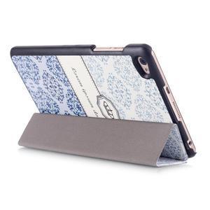 Třípolohové pouzdro na tablet Huawei MediaPad M2 8.0 - lorem ipsum - 5
