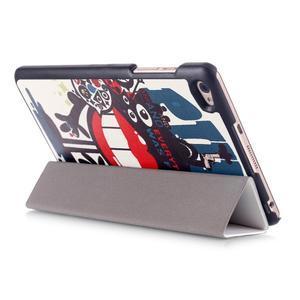 Třípolohové pouzdro na tablet Huawei MediaPad M2 8.0 - pulp - 5