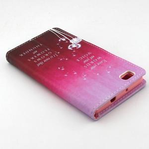 Emotive pouzdro na mobil Huawei P8 Lite - pampelišky - 5