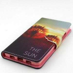 Emotive pouzdro na mobil Huawei P8 Lite - východ slunce - 5